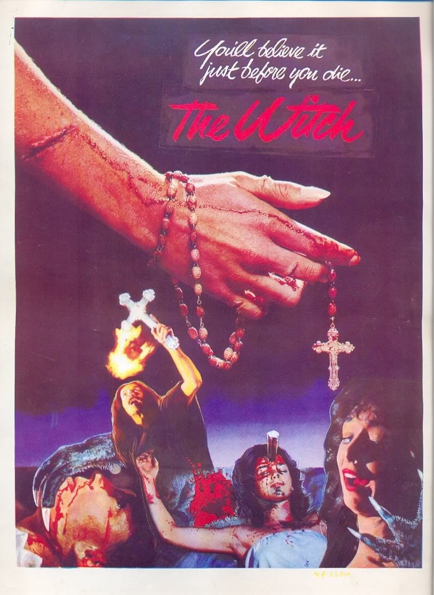 Superstition AKA The Witch (1982) FR SP3
