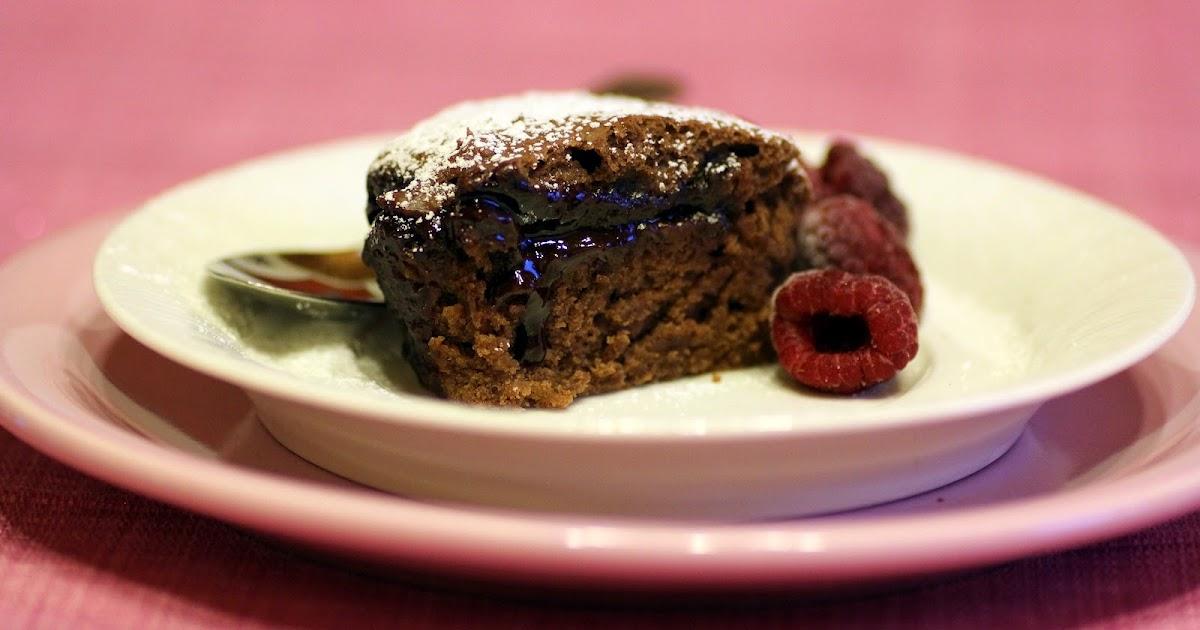 Dinan keittiö Suklaafondant