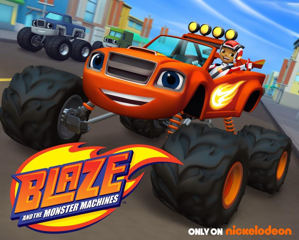 Blaze and the Monster Machines Twitter Party