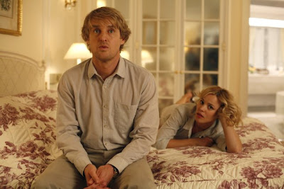 Owen Wilson in Midnight in Paris movie poster