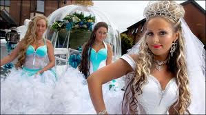 Big Fat Gypsy Wedding Pictures