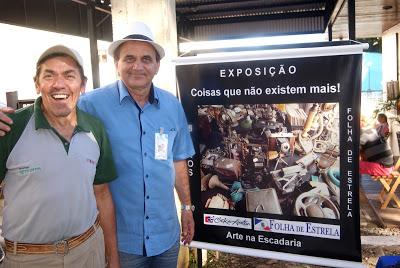 Airton Engster dos Santos e Sérgio Werle
