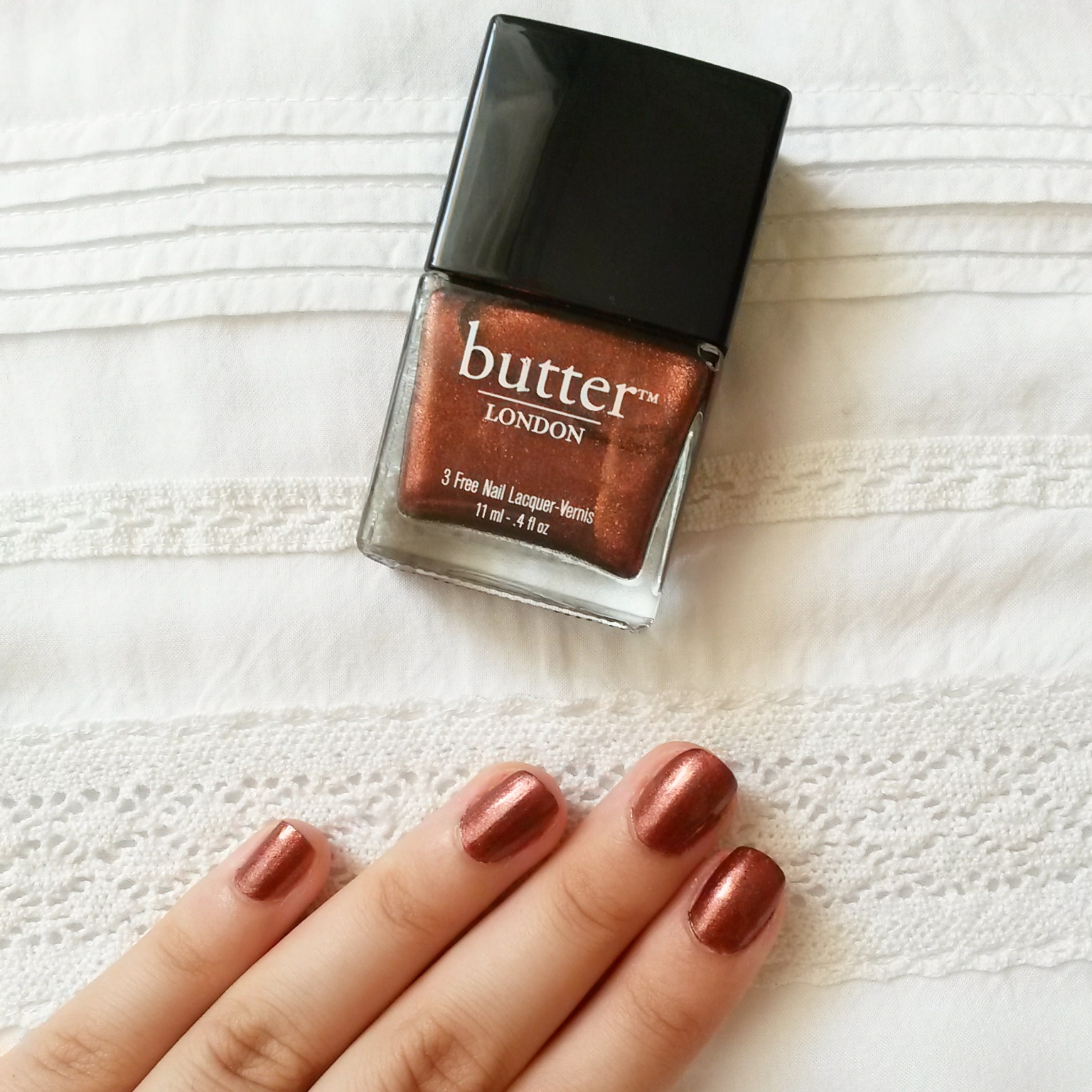 butter london shag