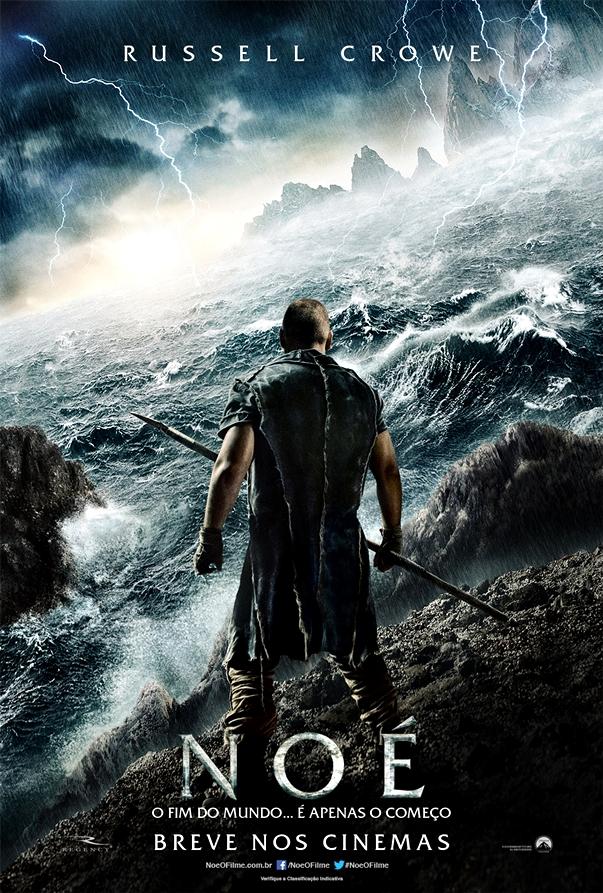 Póster de Noé, de Darren Aronofsky