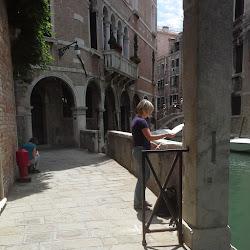 Acquerello a Venezia