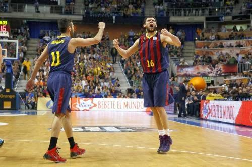 Plusmarca.es: Baloncesto Copa del Rey 2014: El mejor cuarto de la ...