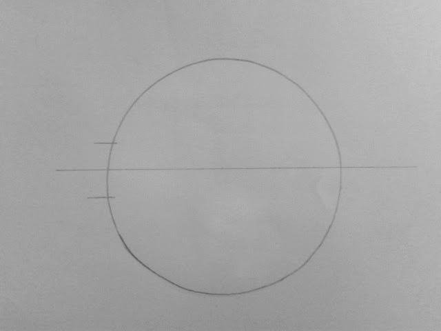 Draw it neat how to draw human eye section lets draw the eye ball from a circle you can make a circle using rounder ccuart Gallery
