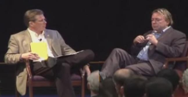 Christopher Hitchens: Evidence of a Divine Being