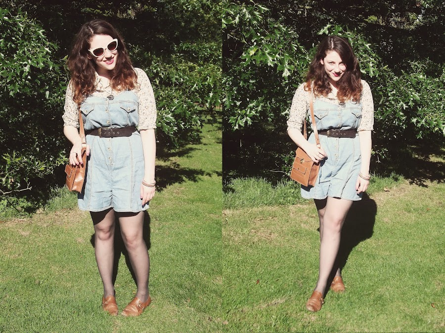 it's cohen - uk fashion blog: brownstock festival 2012, essex, ootd, outfit
