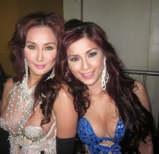 2011 fhm sexiest victory party paulene so backstage 03