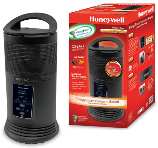 Honeywell EnergySmart 360 Surround Heater