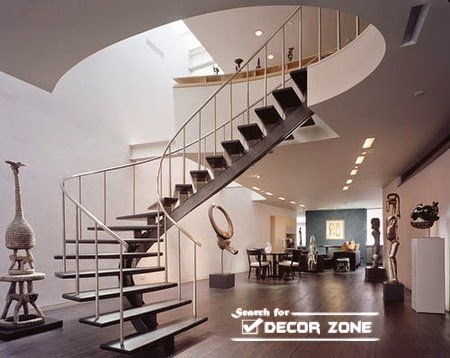 Modern Stairs Design 30 trendy staircase designs for homes in modern style