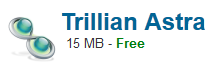 Trillian Astra Free Download Latest Version 2015