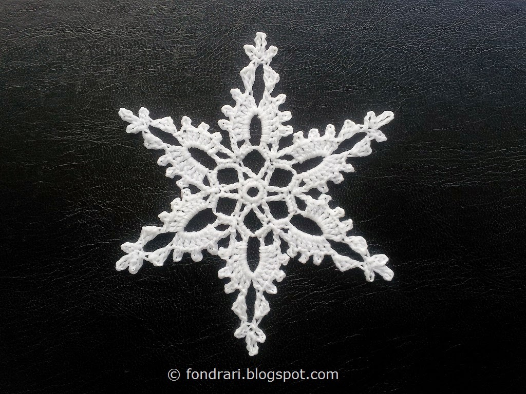 Enchanted Forest Snowflake
