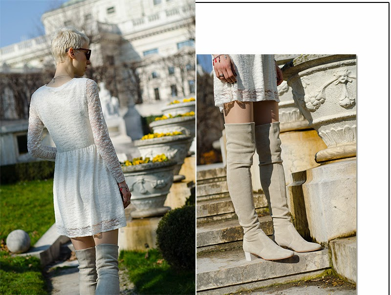 nude over the knee boots h&m trend beeswonderland