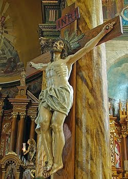 The Crucifix of Limpias - Miraculous