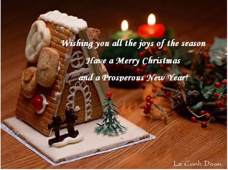 Chuc Mung Giang Sinh Tieng Anh Lời Chúc Giáng Sinh Tiếng Anh