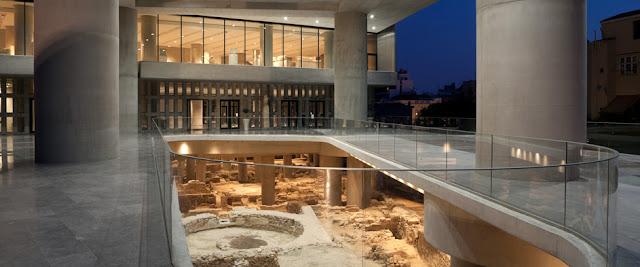 Νέο Μουσείο Ακρόπολης.