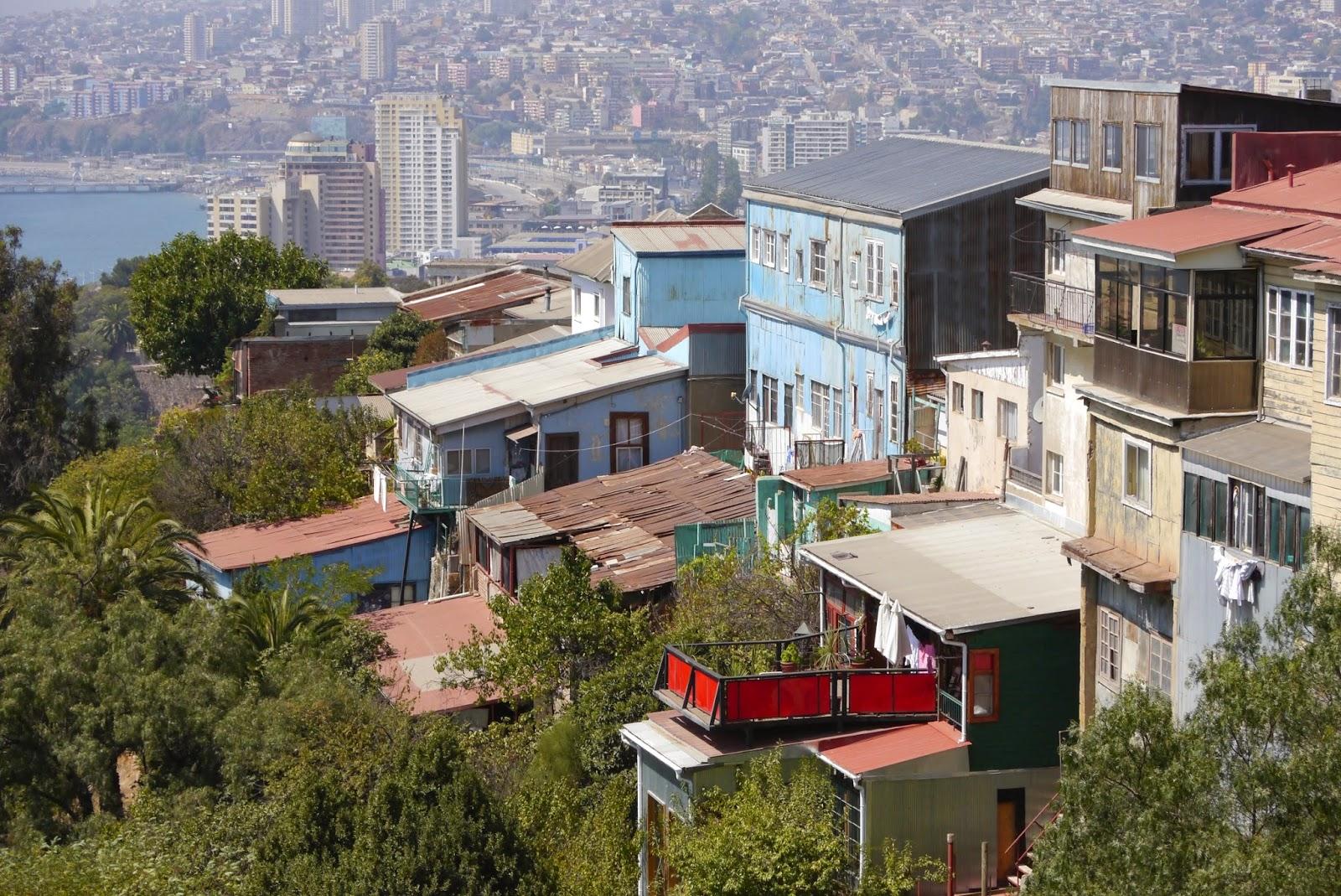 3 Monate Südamerika: von Valparaiso über die Anden nach Mendoza