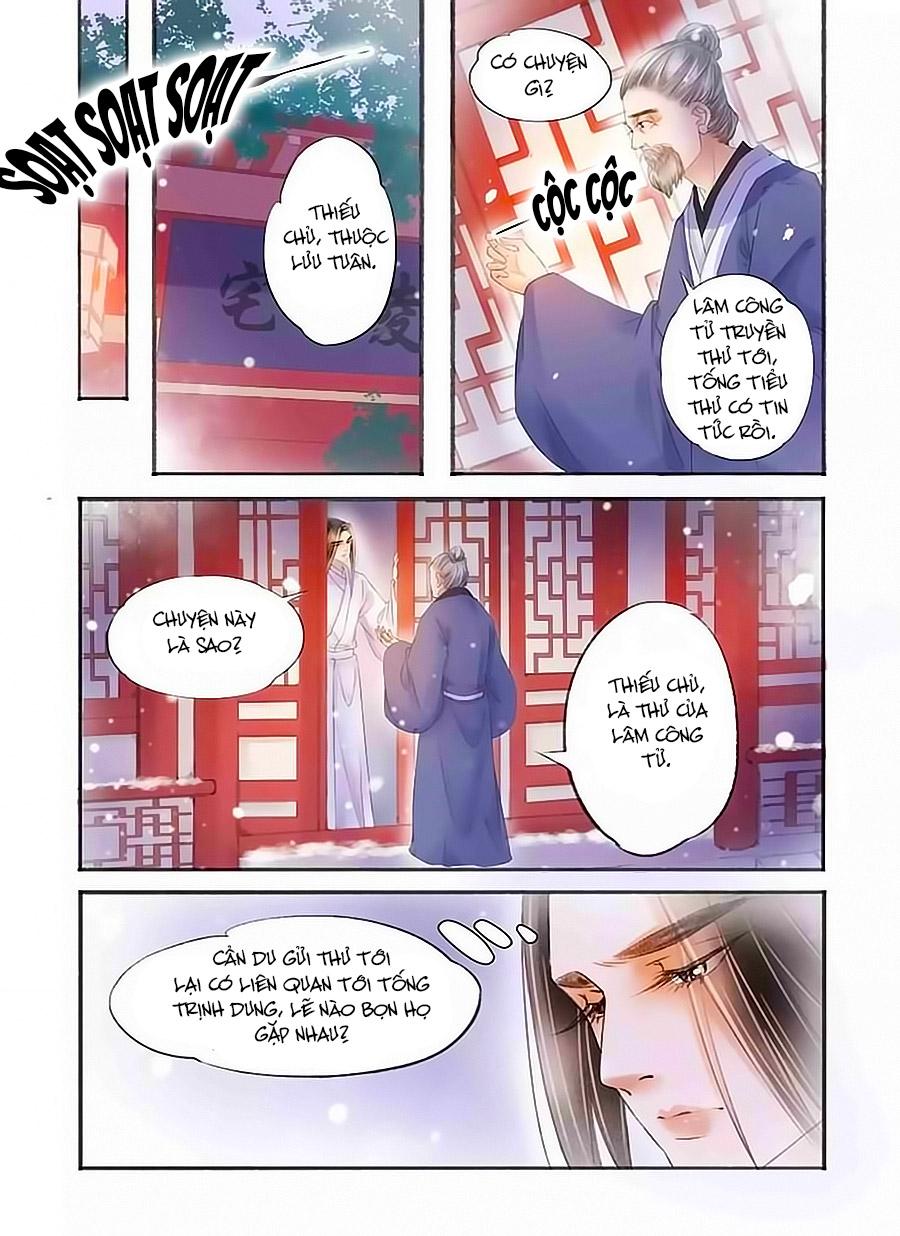 Nhà Ta Có Tiểu Thiếp chap 119 - Trang 3