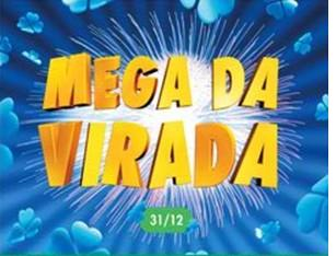 Confira as seis dezenas da Mega Sena da Virada 2011