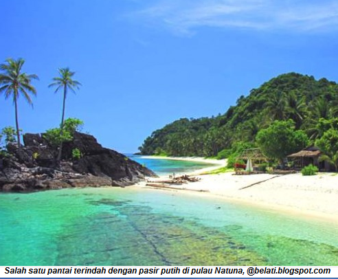 Kekayaan Alam Luar Biasa Pulau Natuna yang Diklaim China