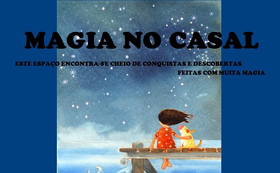 MAGIA NO CASAL