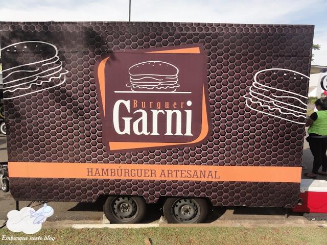 Burger Garni, Burger Fest (Hamburguerias e food truks)