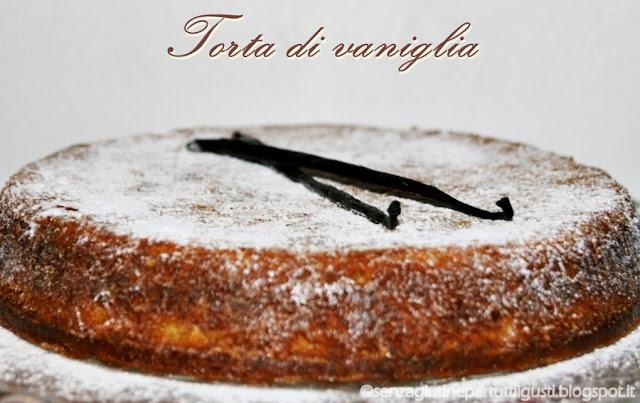 torta di vaniglia alla nicky