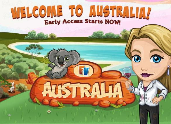 FarmVille Australian Farm