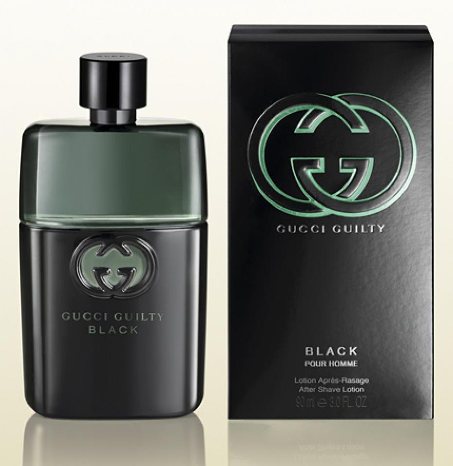 new 2013 fragrance gucci guilty black by gucci for men