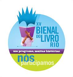LANÇADO NA XV BIENAL DO RIO DE JANEIRO