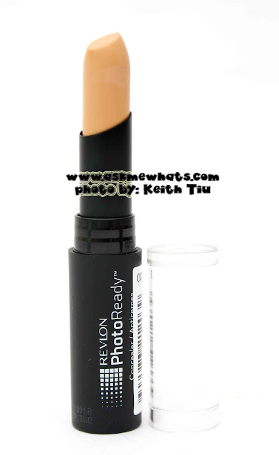 a photo of REvlon PHotoReady Concealer Review in shade Light Medium