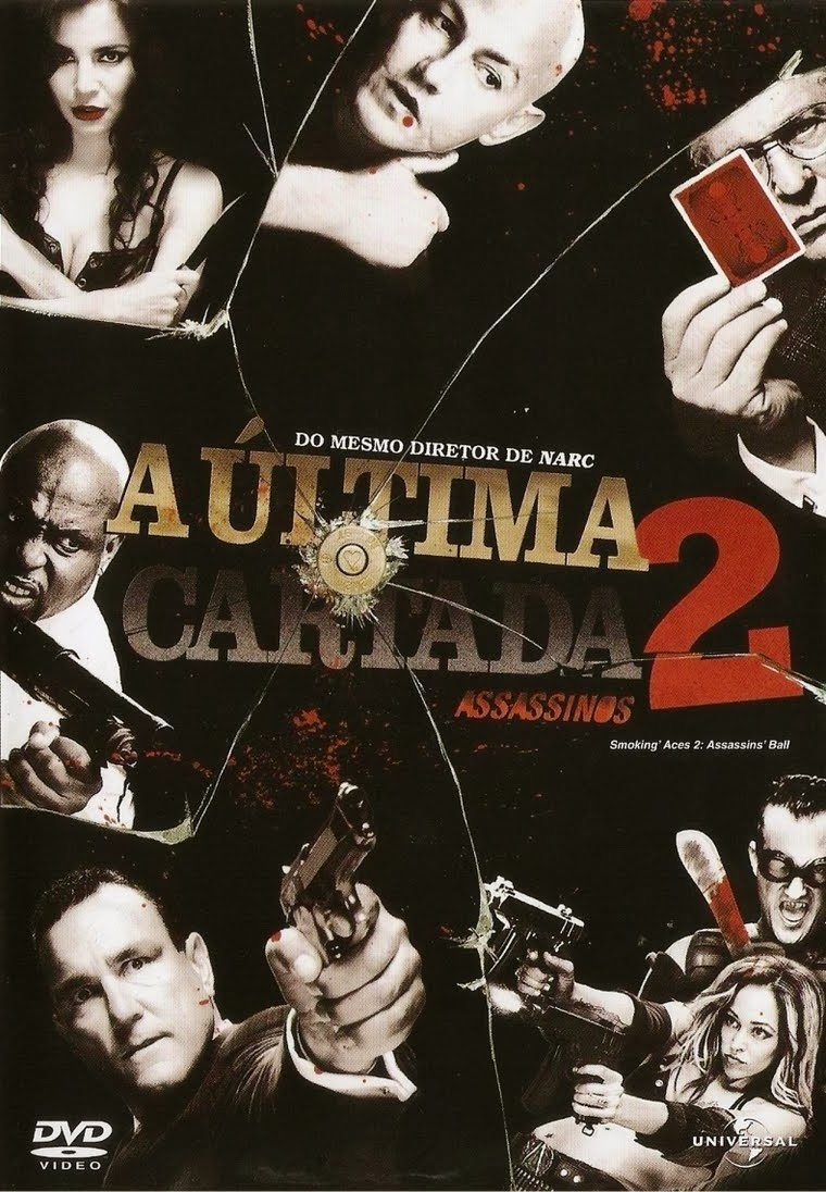 A Última Cartada 2: Assassinos – Dublado