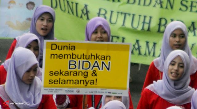 DPR Desak Pemerintah untuk Perhatikan Nasib Bidan PTT