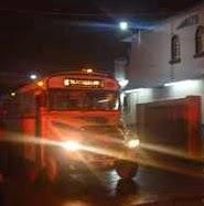 Hieren a balazos a chofer de autobús de Banderilla en Xalapa