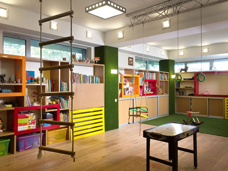 Play room in Modern house by Yakusha Design