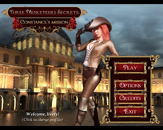 Three Musketeers Secrets: Constance's Mission [BETA]