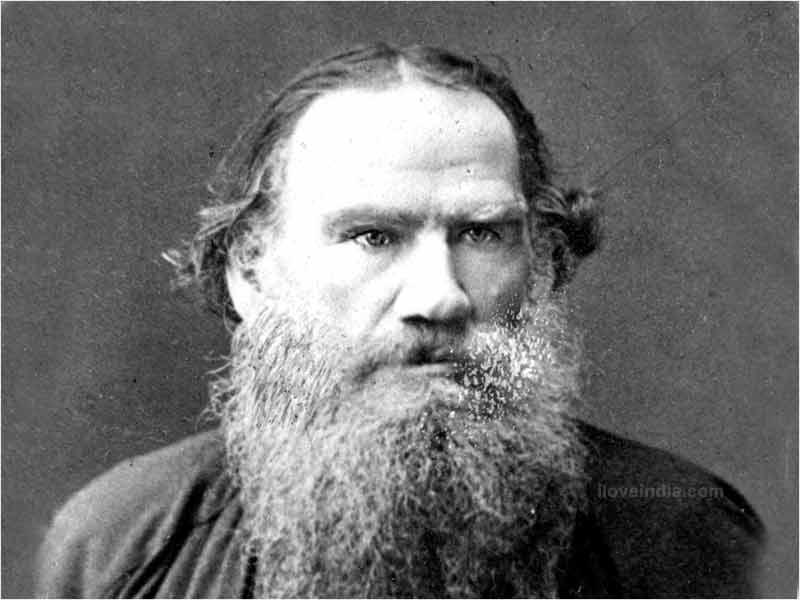American Illiterati: Leo Tolstoy