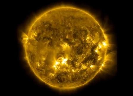 video del sol