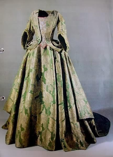 Isis 39 wardrobe mantau research redux for 17th century wedding dresses