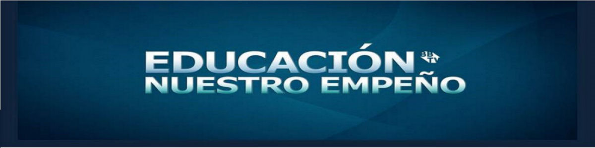 Educación, nuestro empeño.