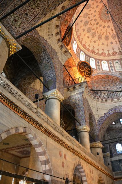 Yeni Camii Istanbul Interior