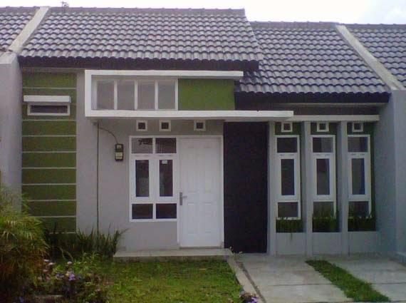 Gambar Rumah Sederhana Tapi Cantik Elegan