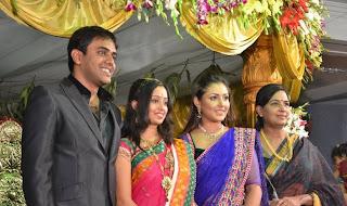 Singer Malavika Marriage Photos