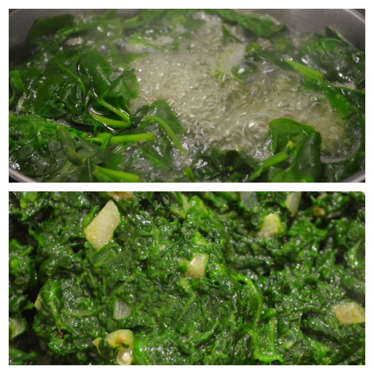 Palak/ Spinach
