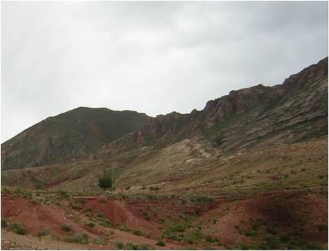 Camino a Potosí - Bolivia ( www.viajarxmundo.com )