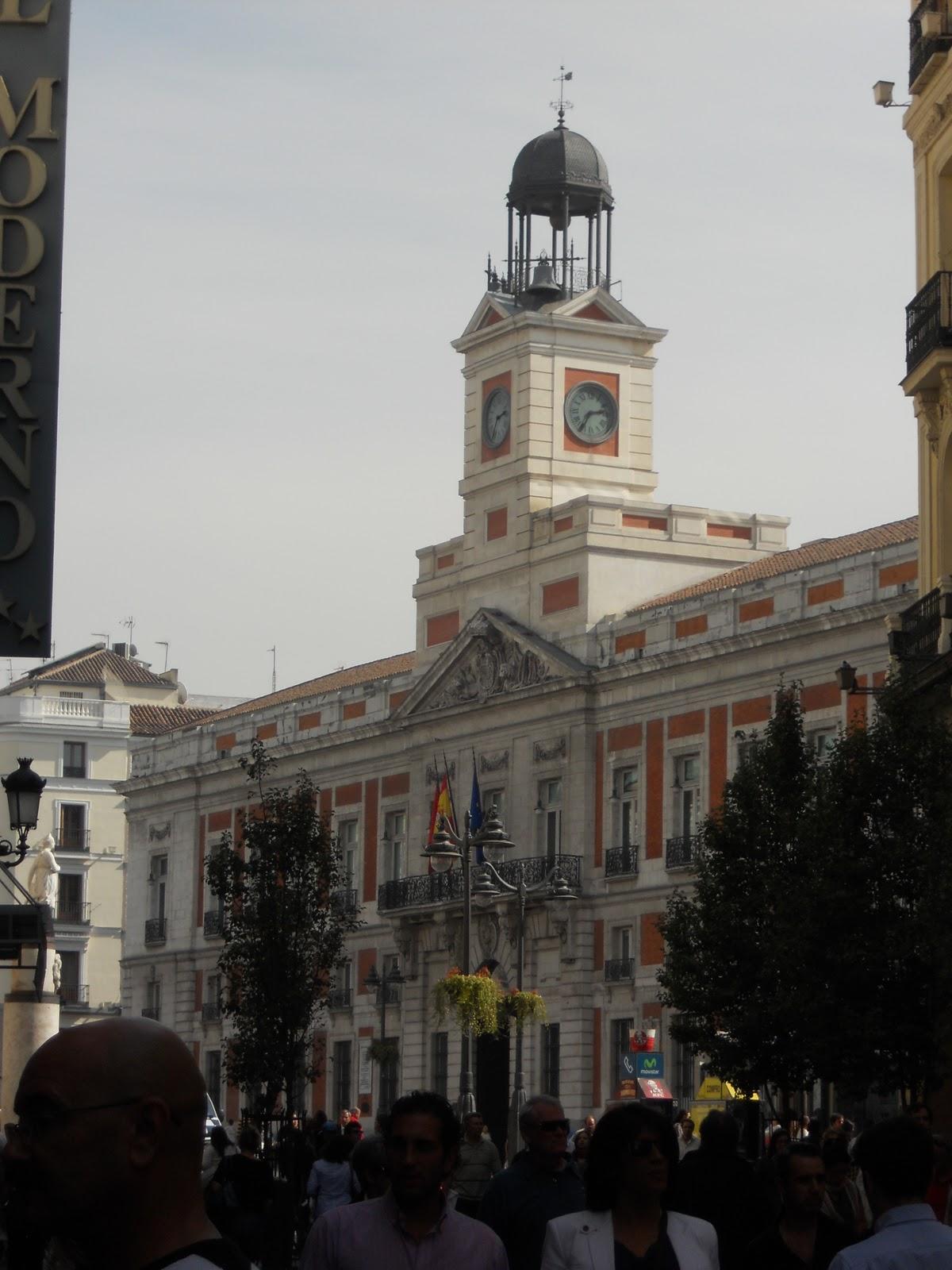Programa arce ceuta madrid sevilla zaragoza la puerta for Puerta del sol