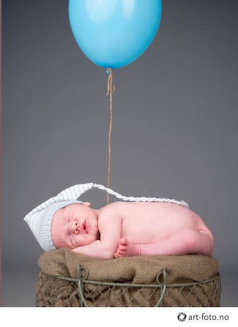 ballongblogg - Lille Prins!