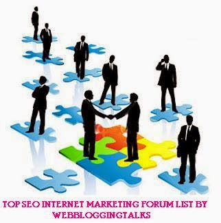 Top Internet Marketing Forums List